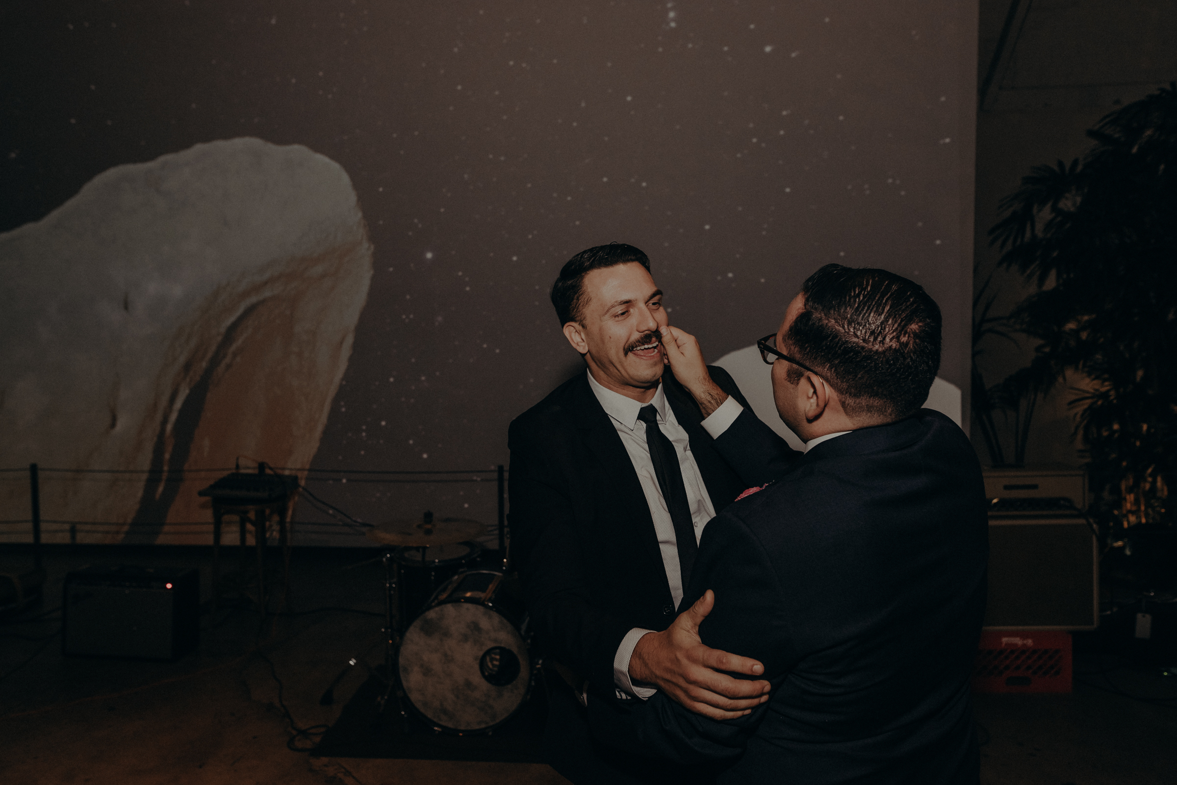IsaiahAndTaylor.com - Downtown Los Angeles Wedding Photographer - Millwick Wedding - Smog Shoppe-142.jpg