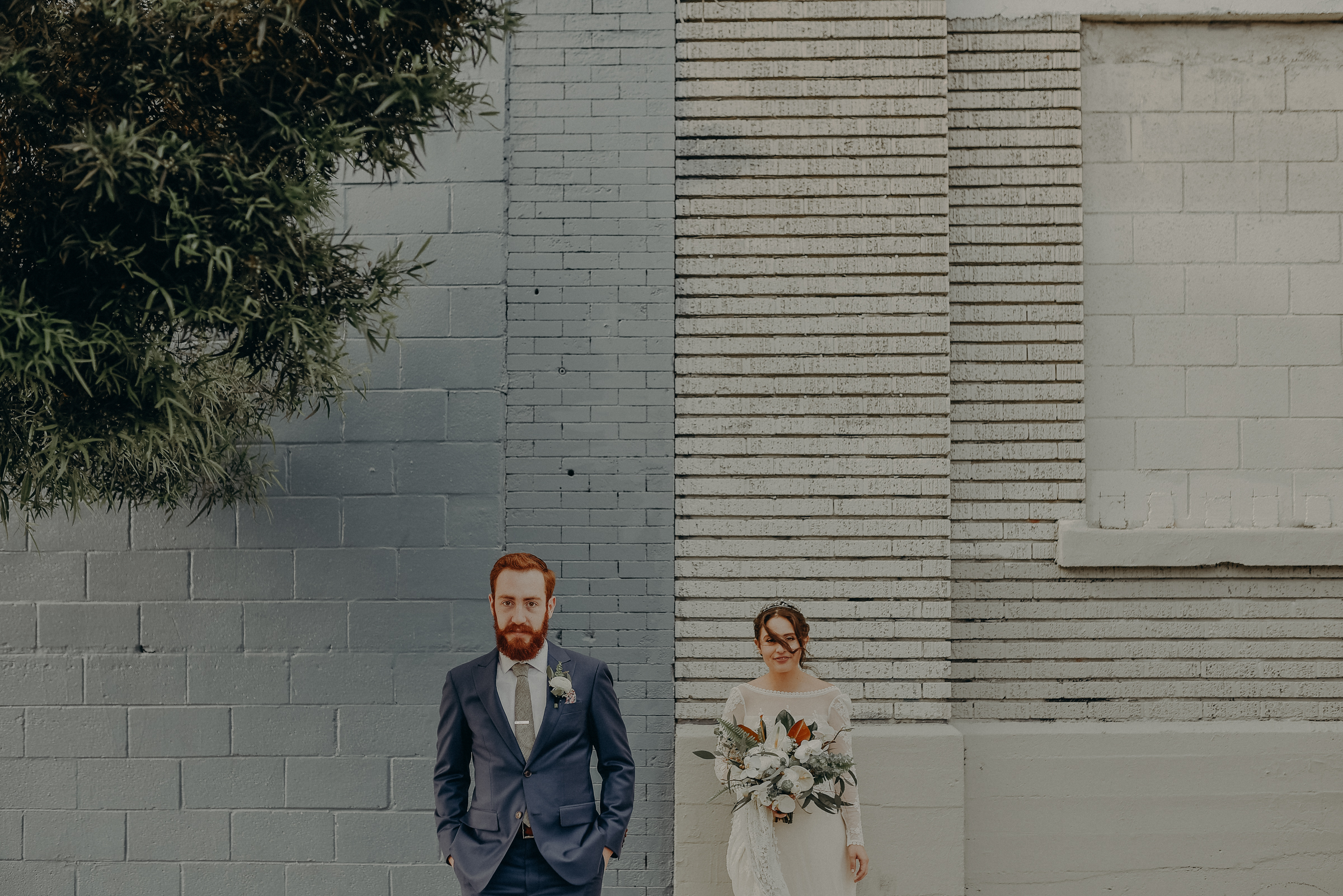 the unique space wedding, wedding photographer in Los Angeles,