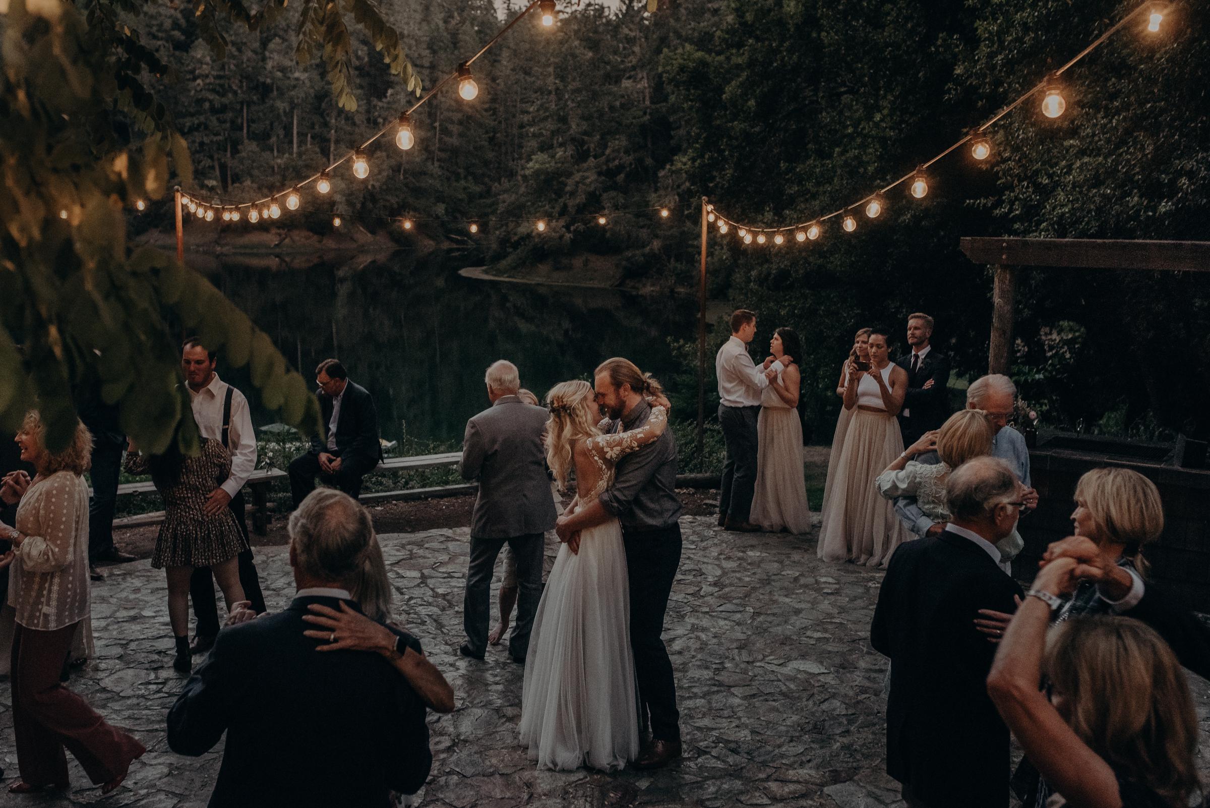 Leonard lake wedding photographer - california elopement