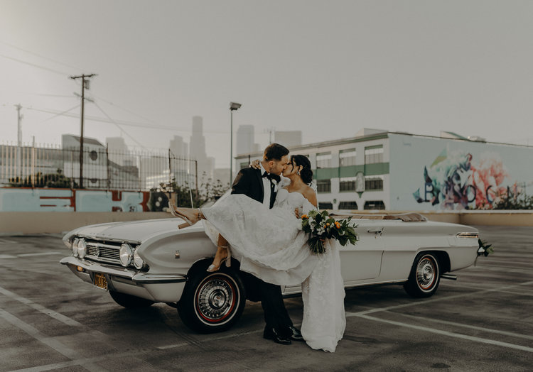 DTLA Millwick Wedding