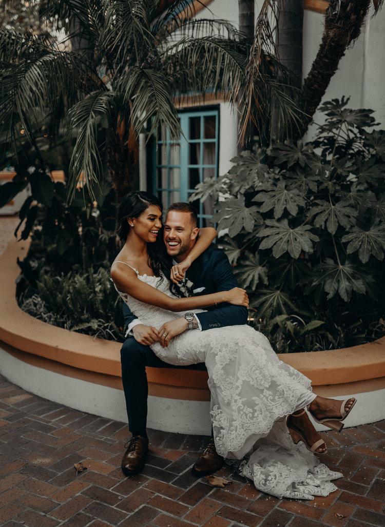 Rancho Los Lomas Wedding