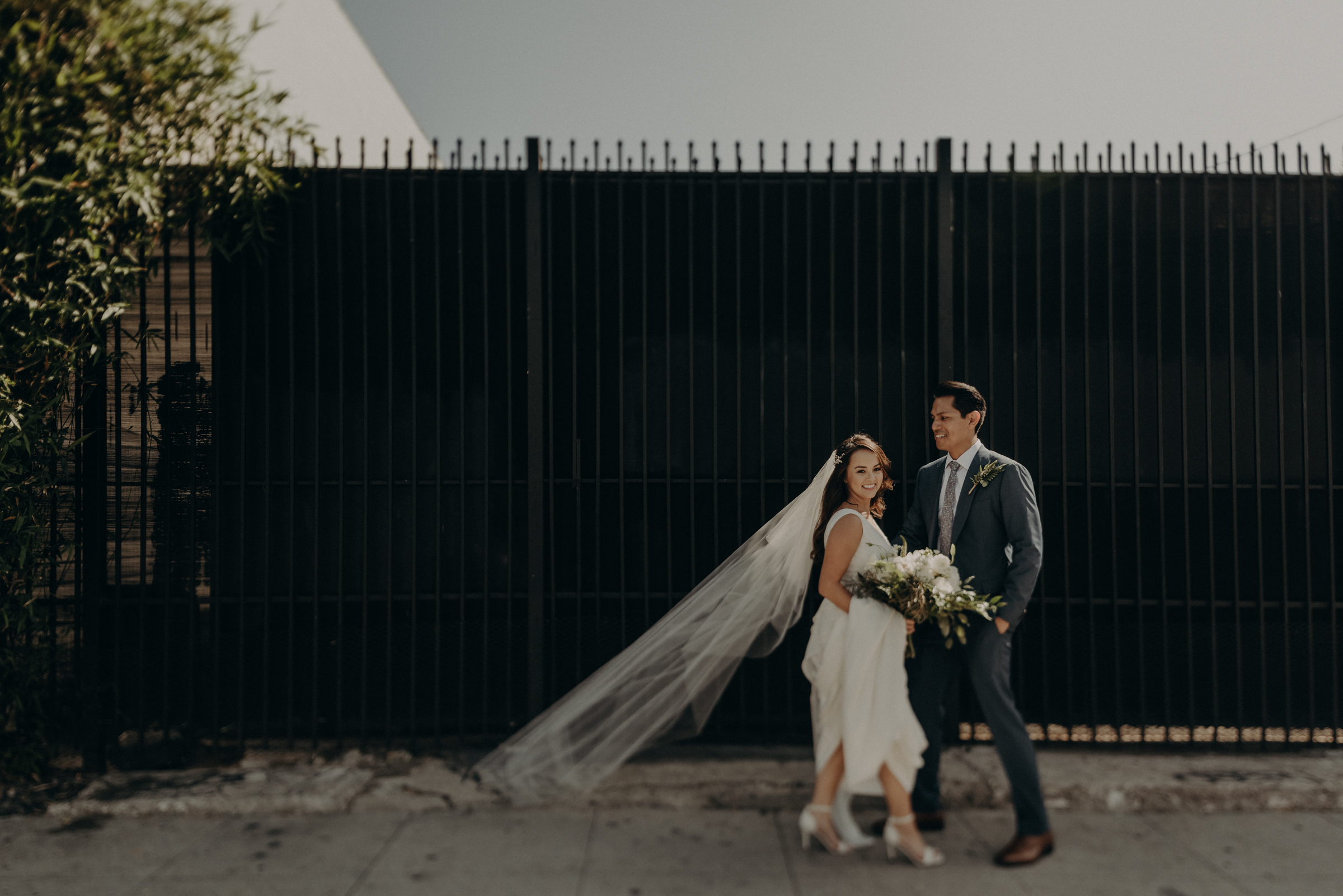 los angeles wedding photographer - Joshua Tree Elopement