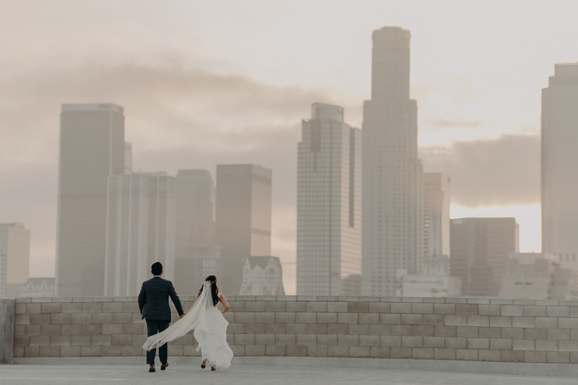 dtla weddings - los angeles wedding photographer