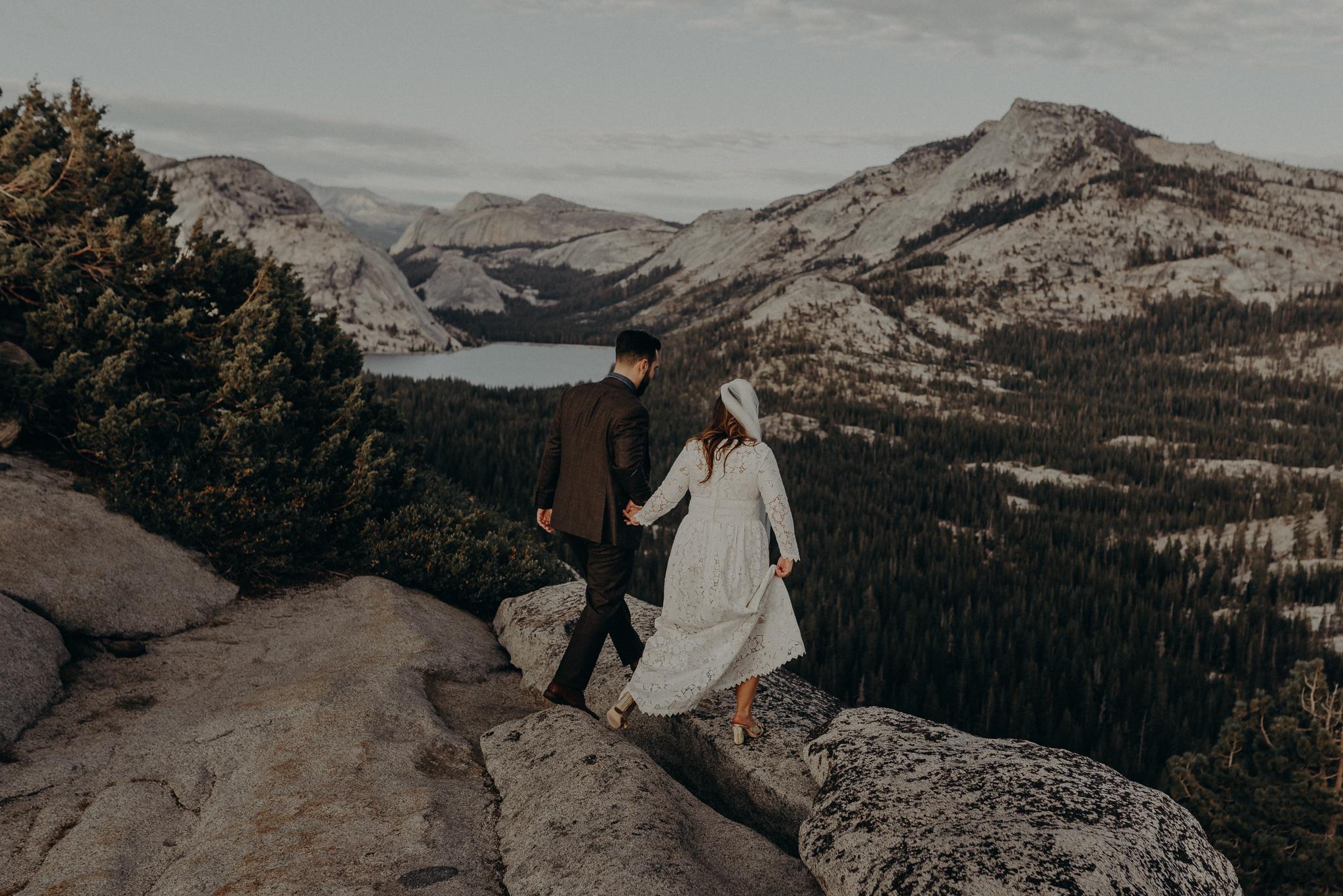 Yosemite Elopement Photographer - Evergreen Lodge Wedding Photographer - IsaiahAndTaylor.com-019.jpg