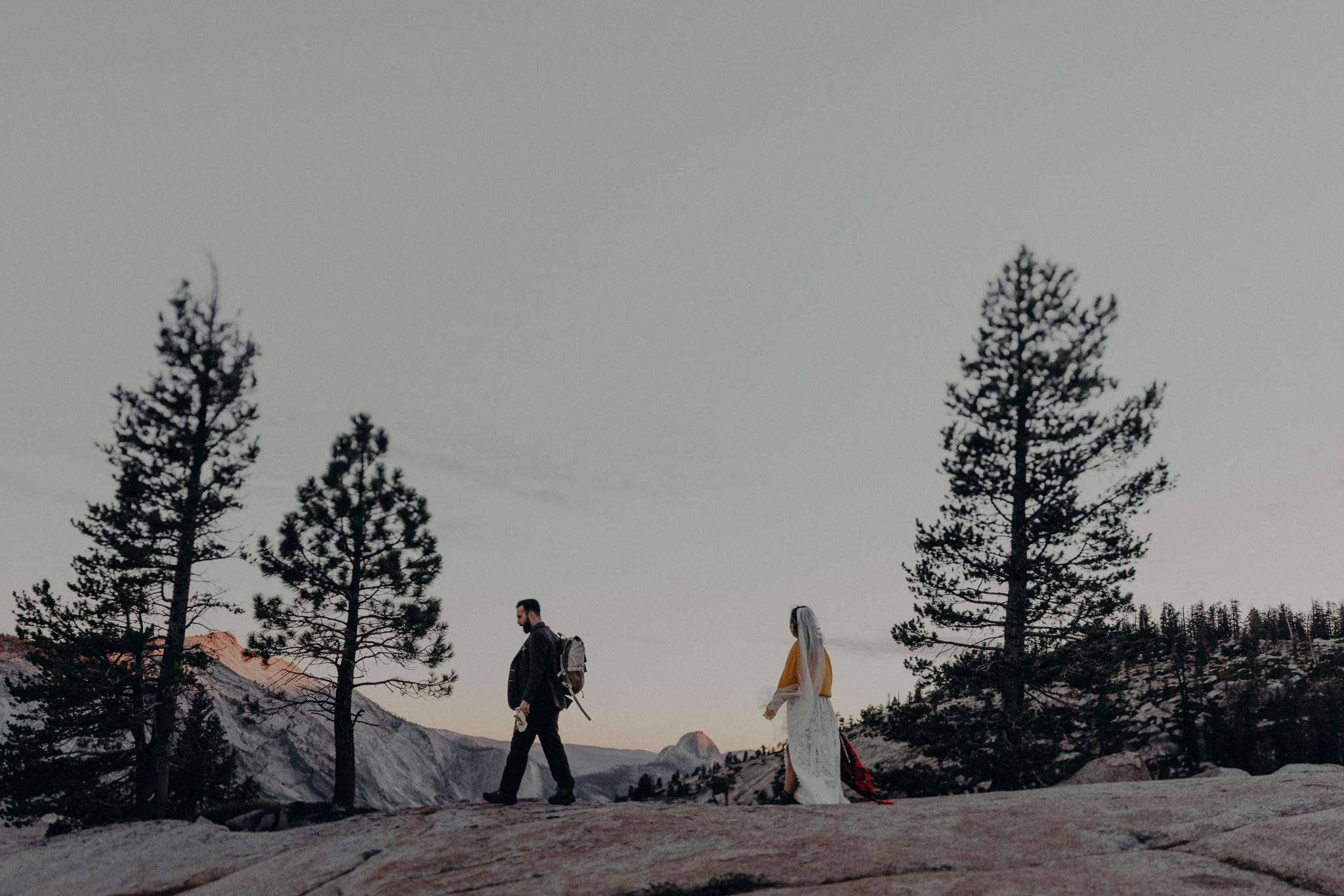 Yosemite Elopement Photographer - Evergreen Lodge Wedding Photographer - IsaiahAndTaylor.com-062.jpg
