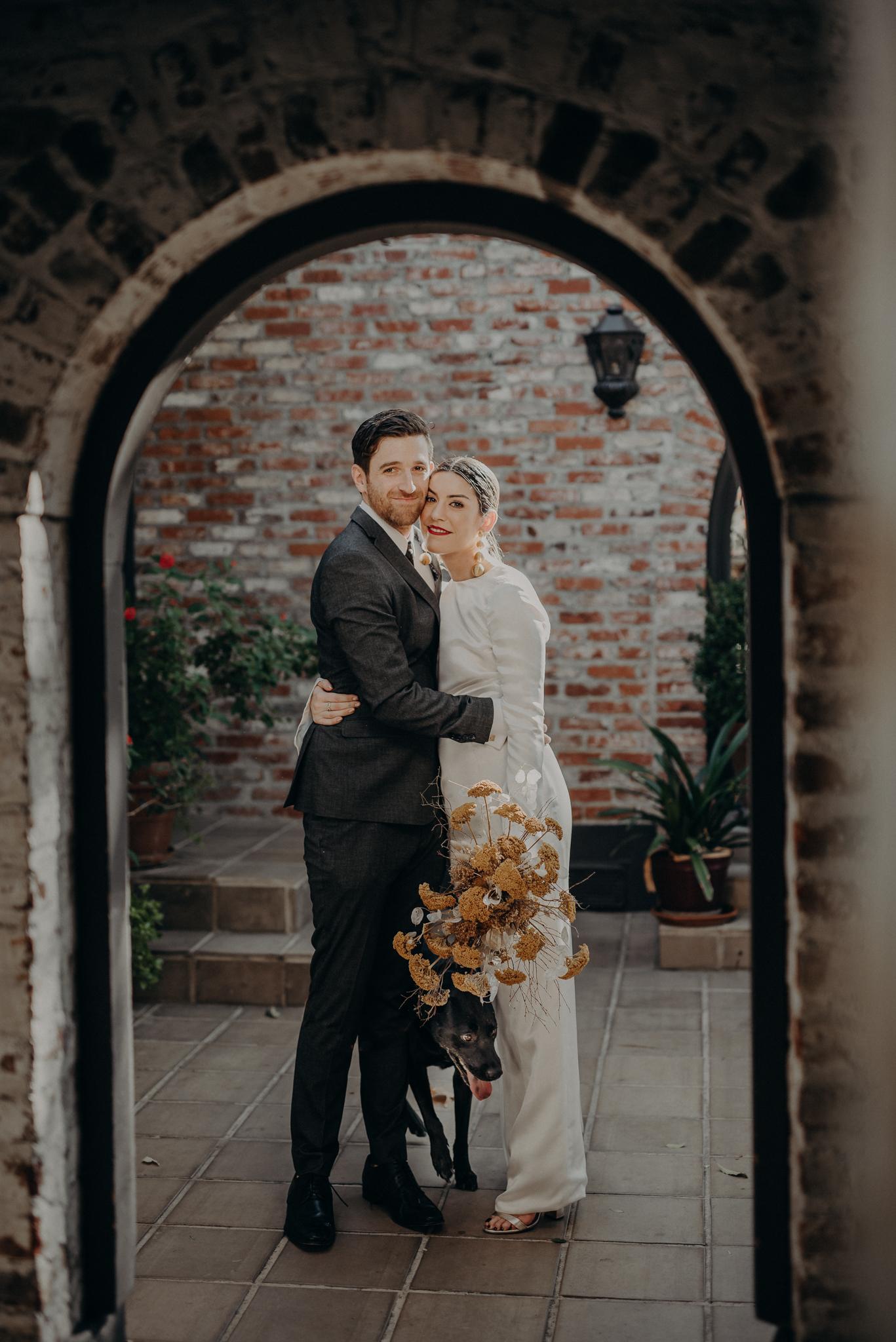 Hummingbird Nest Ranch Wedding - Wedding Photographer in Los Angeles - IsaiahAndTaylor.com