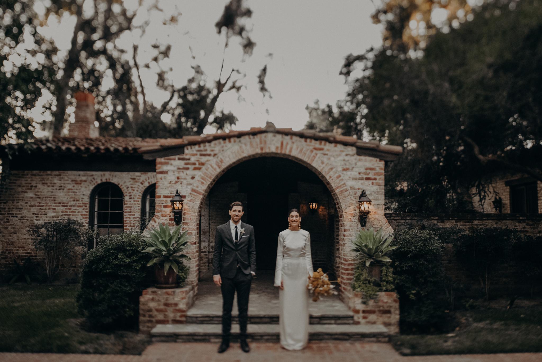 wedding photographer in los angeles, la wedding photographer, hummingbird nest ranch venue photographs,