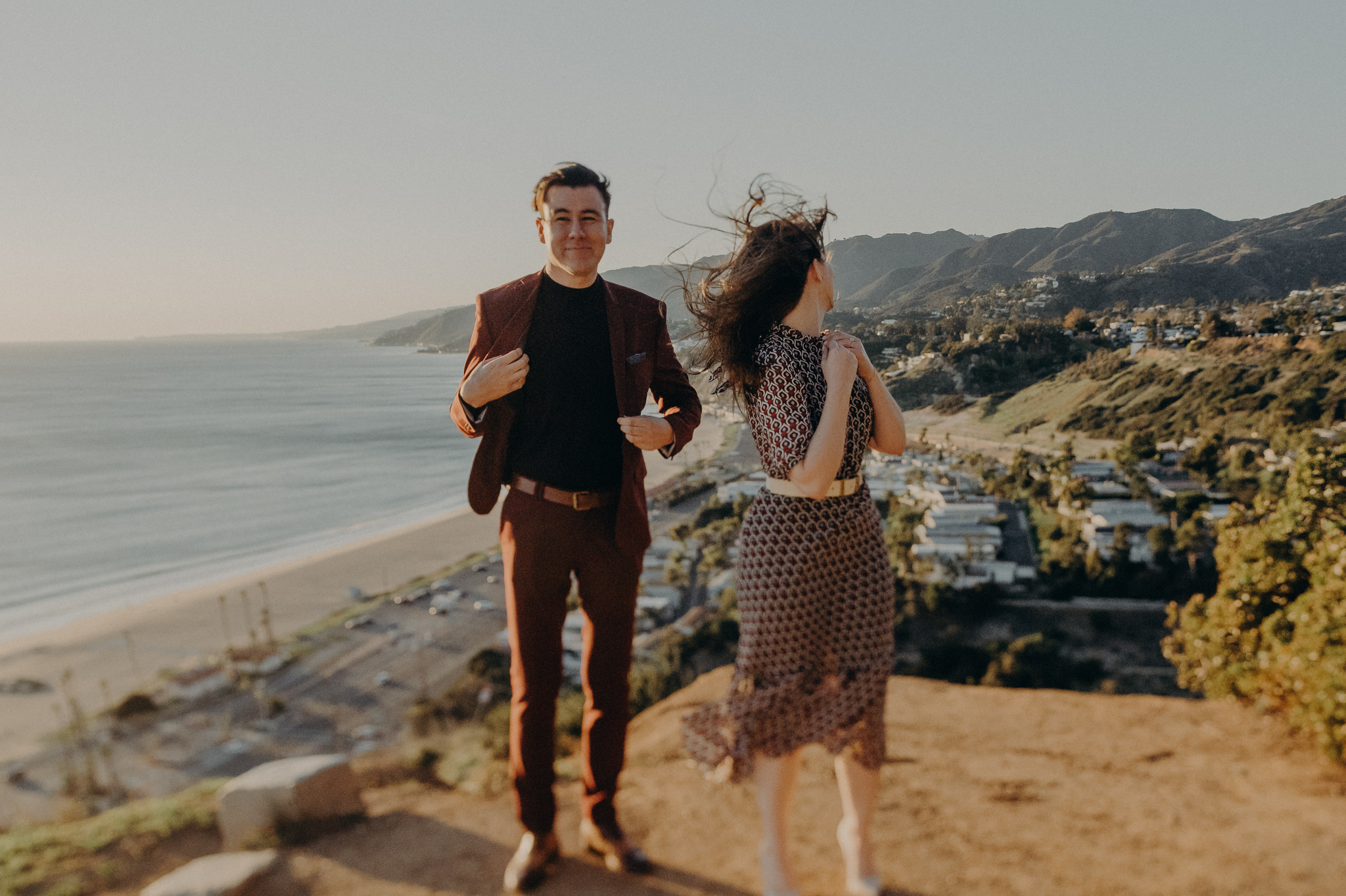 Santa Monica Engagement Photos - Wedding Photographer in Los Angeles - IsaiahAndTaylor.com -032.jpg