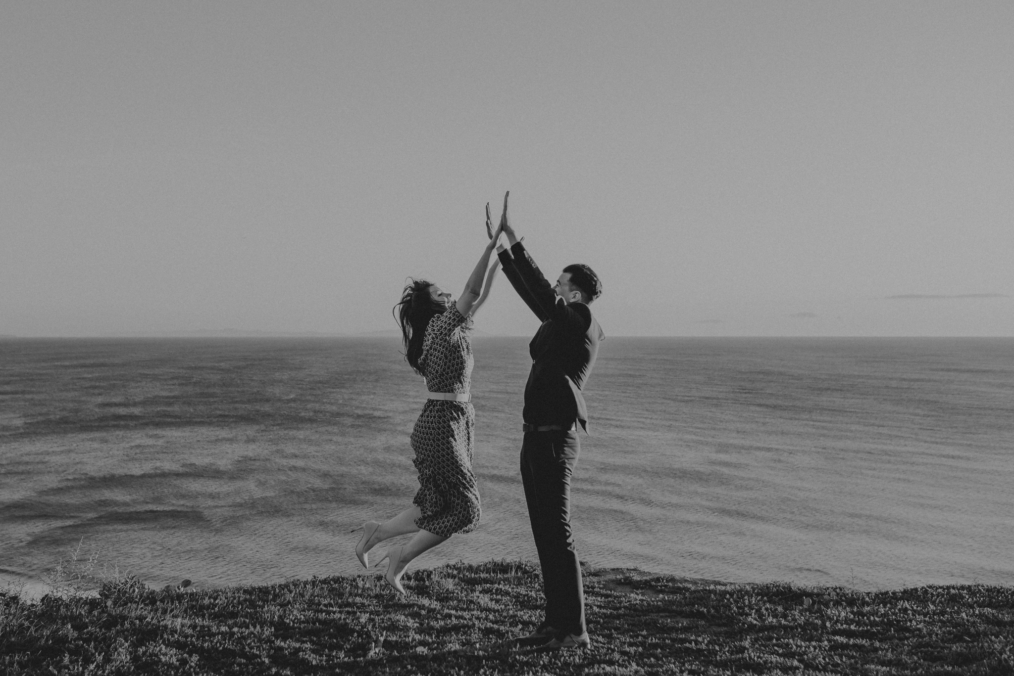 Santa Monica Engagement Photos - Wedding Photographer in Los Angeles - IsaiahAndTaylor.com -046.jpg