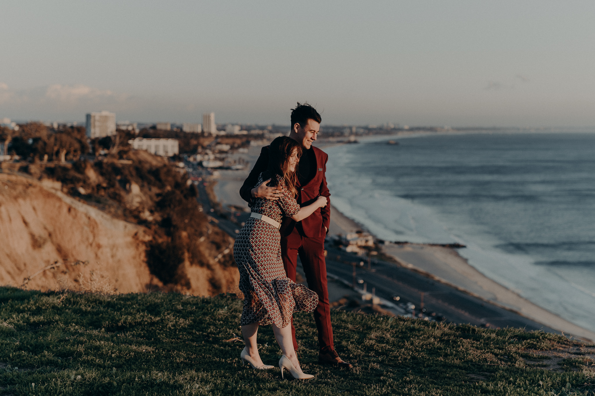 Santa Monica Engagement Photos - Wedding Photographer in Los Angeles - IsaiahAndTaylor.com -048.jpg
