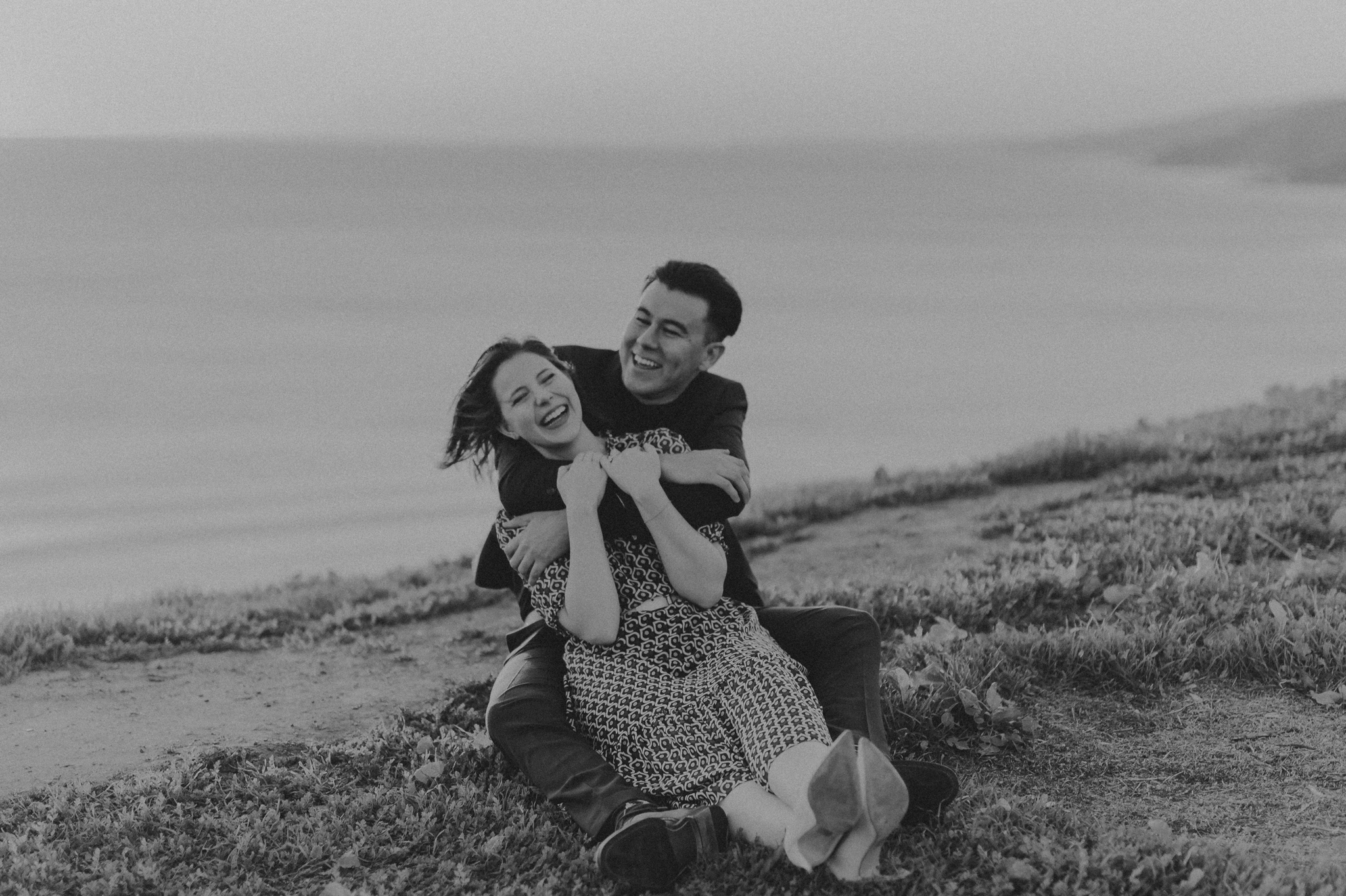 Santa Monica Engagement Photos - Wedding Photographer in Los Angeles - IsaiahAndTaylor.com -057.jpg