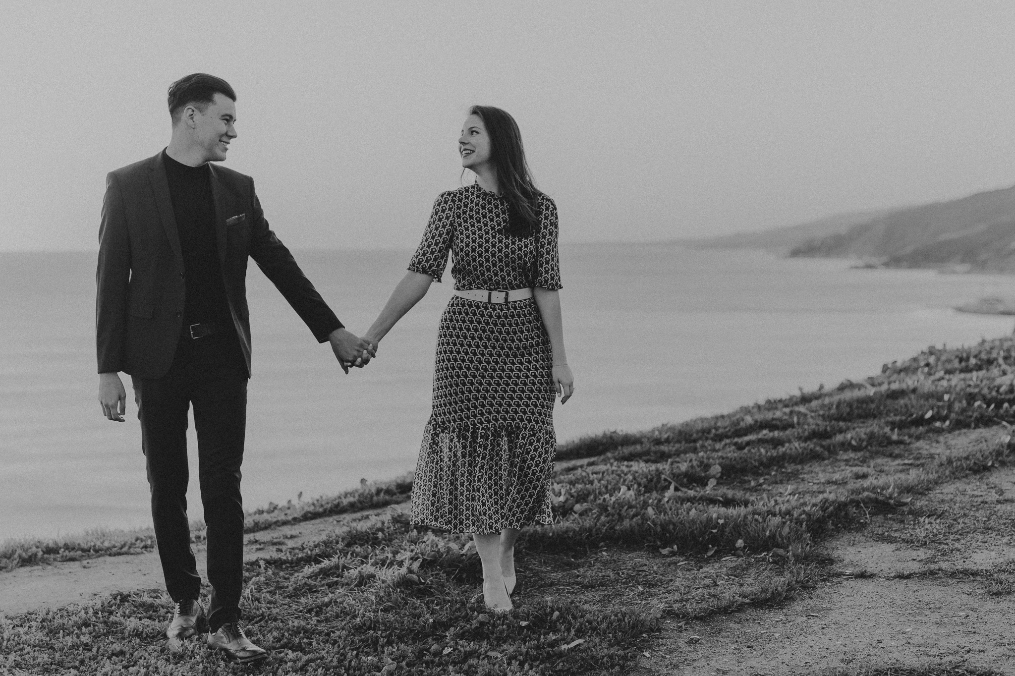 Santa Monica Engagement Photos - Wedding Photographer in Los Angeles - IsaiahAndTaylor.com -058.jpg