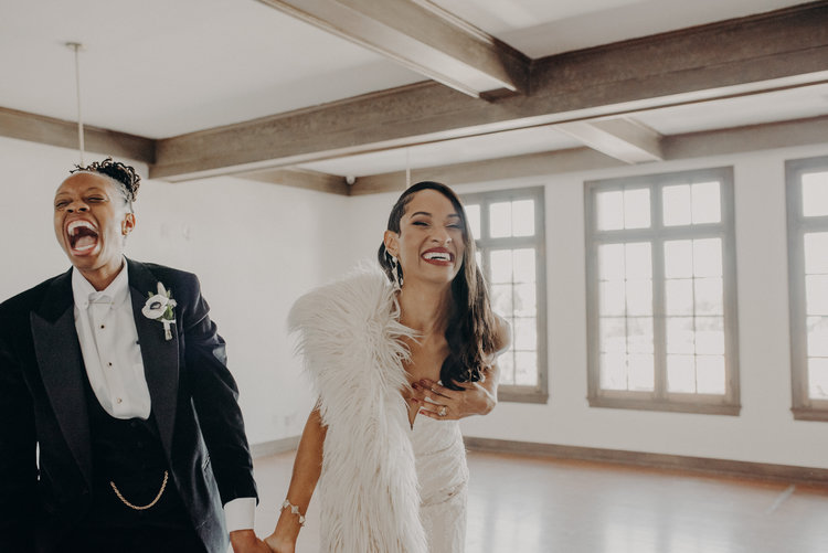 Ebell of Long Beach Wedding