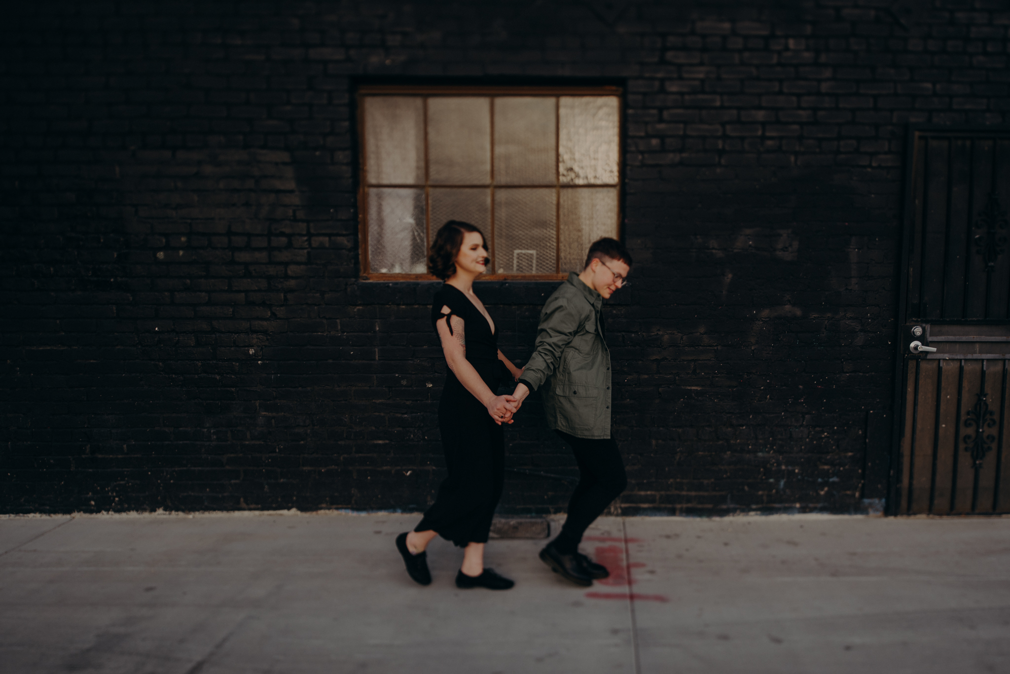 lgbtq wedding photographer in Los Angeles - lesbian engagement session - dtlb wedding