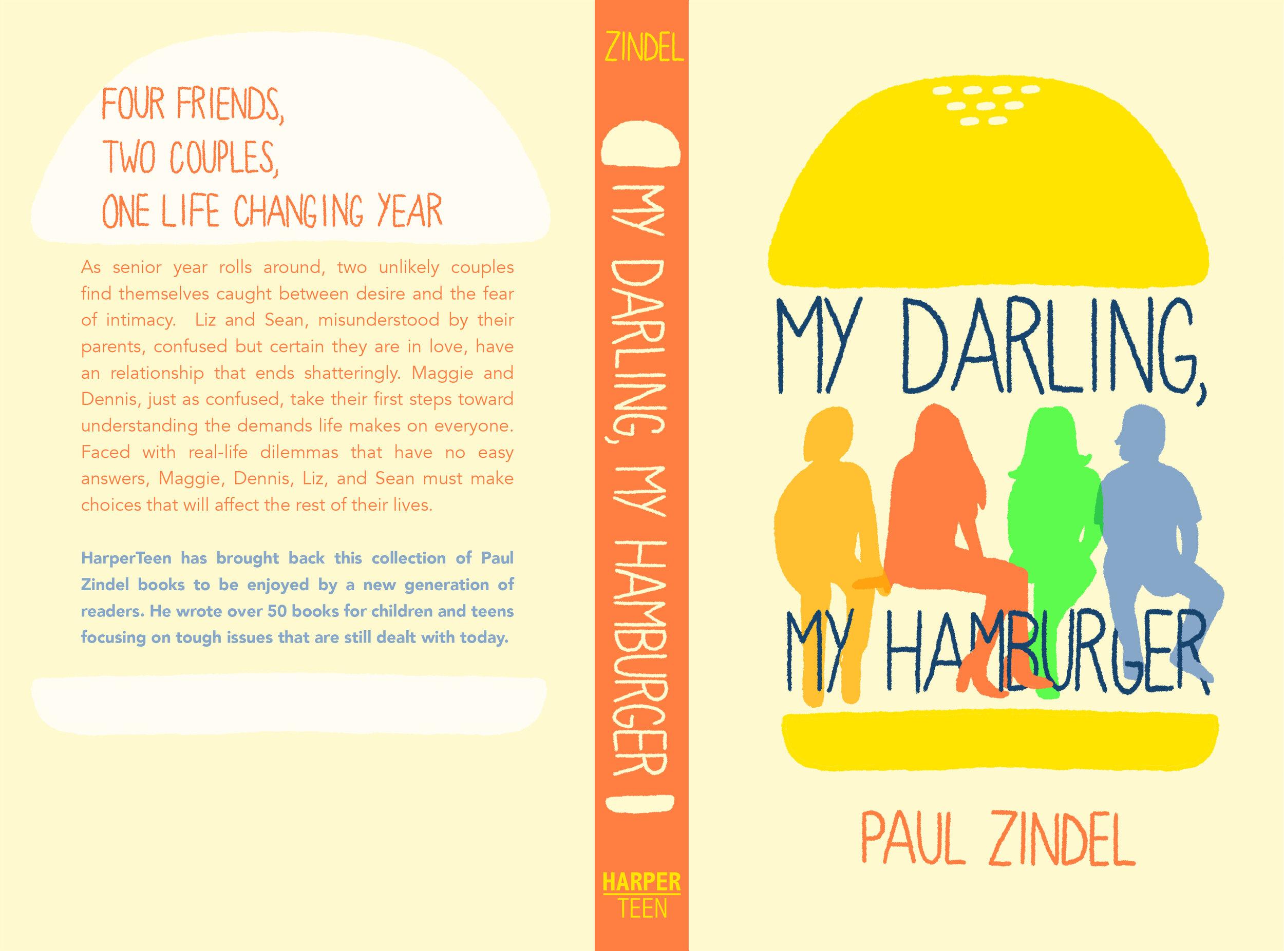 My Darling, My Hamburger Cover.jpg