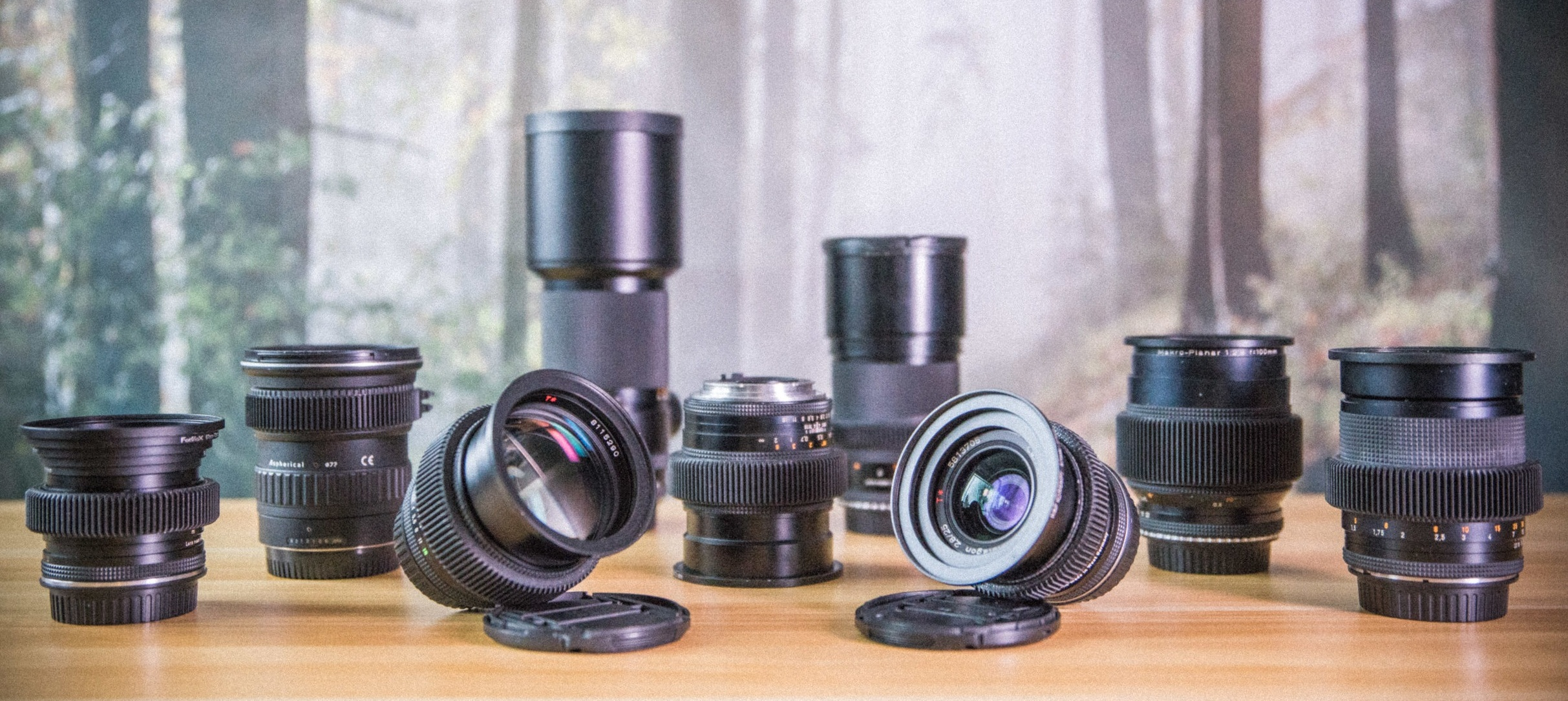 - ZEISS LENSES