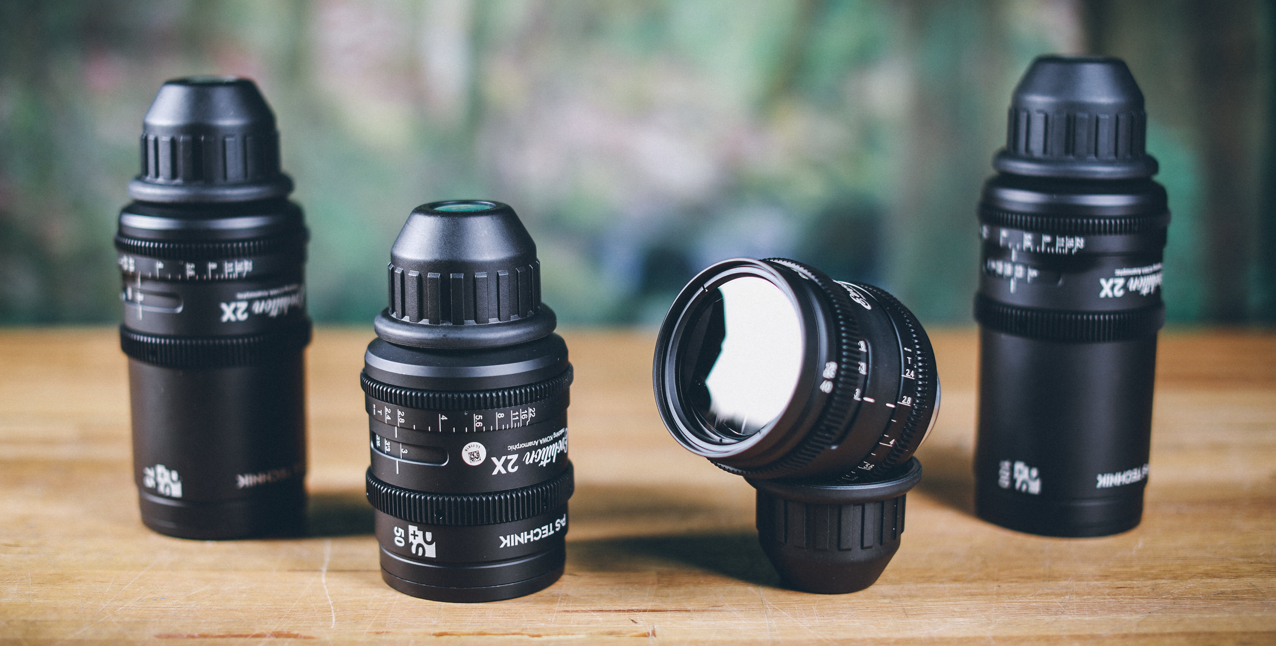 - KOWA EVOLUTION ANAMORPHICS