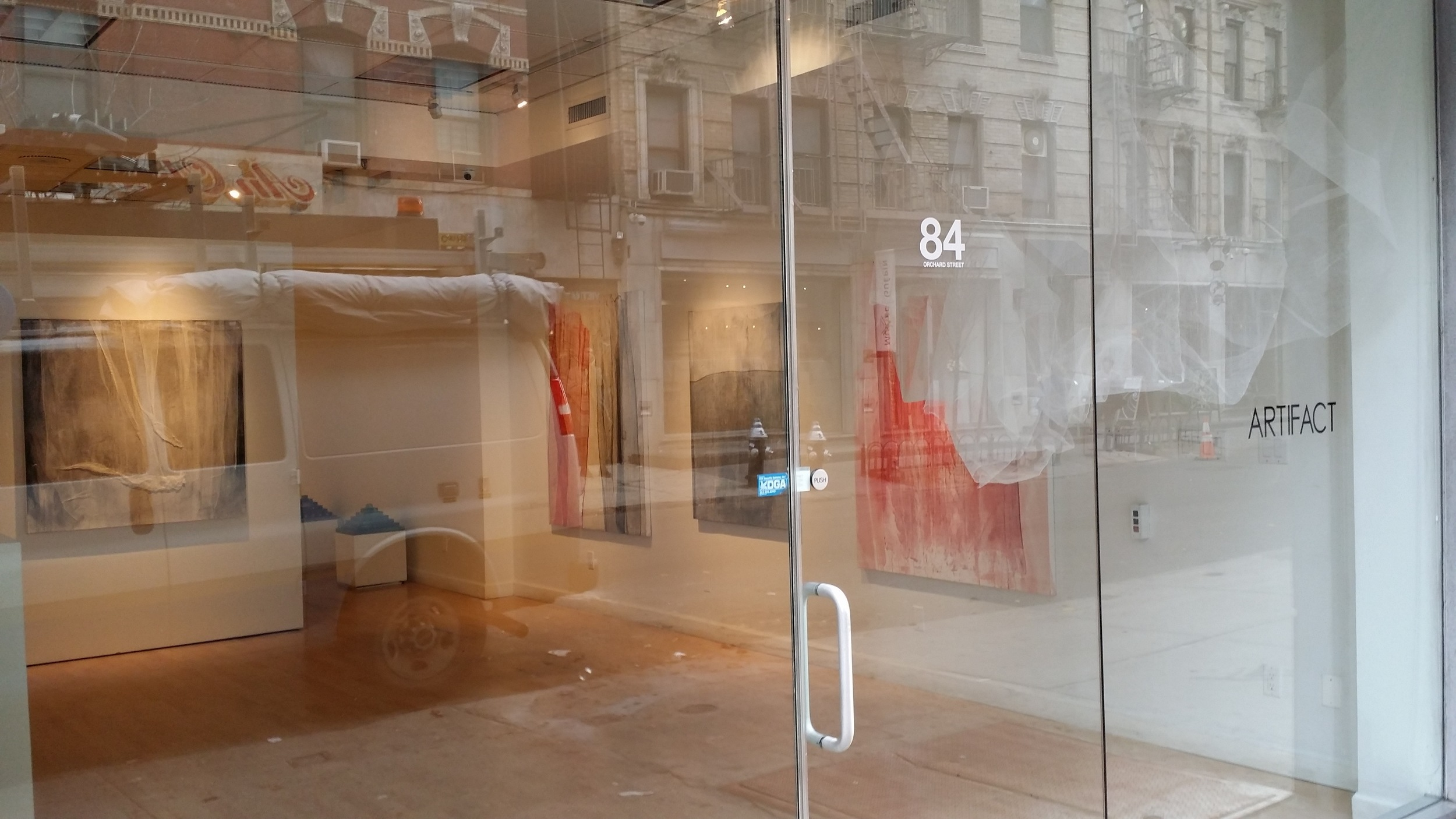 Artifact Gallery, 84 Orchard Street, New York, NY 10002 Tel. (212) 475-0448