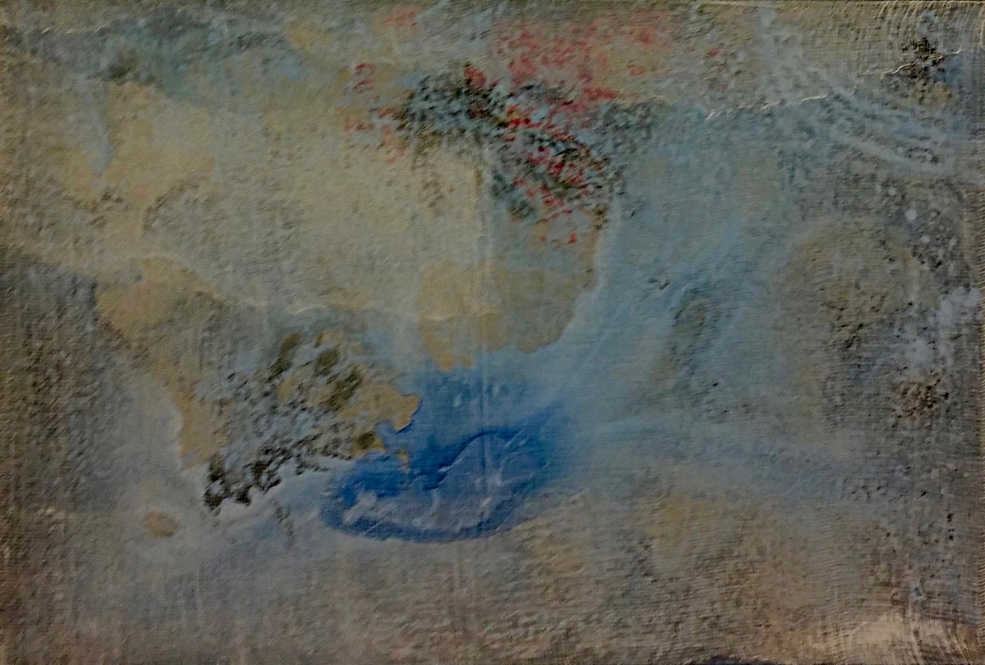 Tiepolo Graffiti 485, 2015  Sorgente 24 x 36 inches