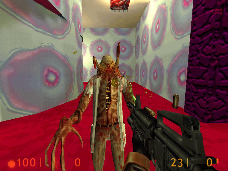 Untitled - Custom Game Level 2001