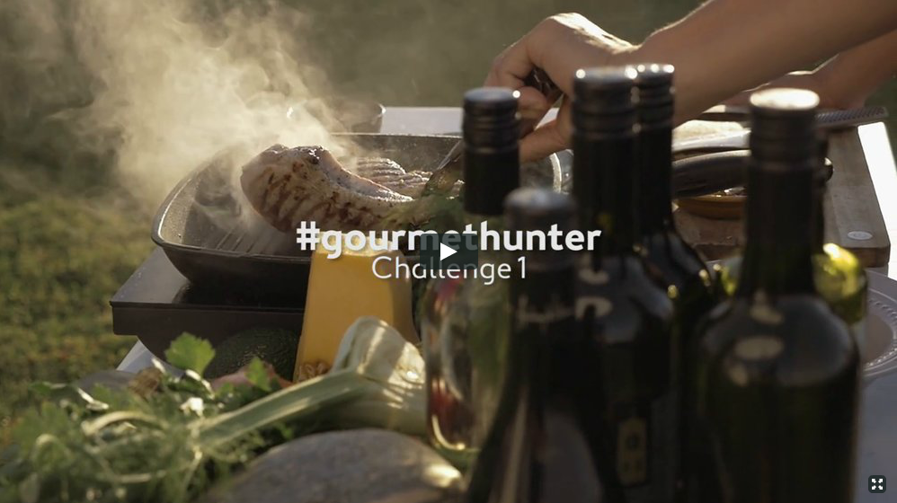 EXPEDIA / DESTINATION NSW - #GOURMETHUNTER