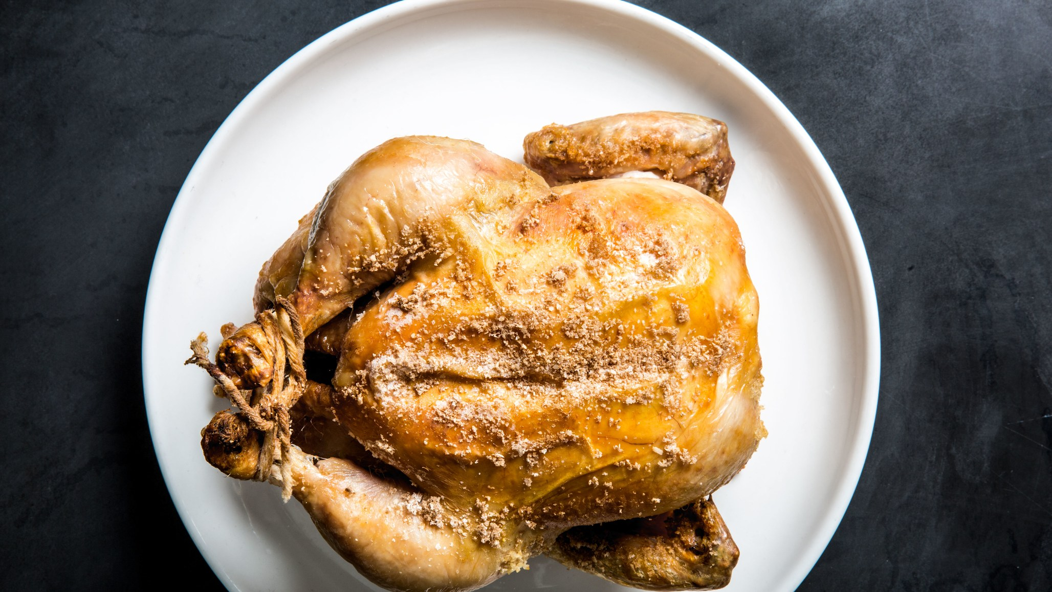 Salted Roast Chicken