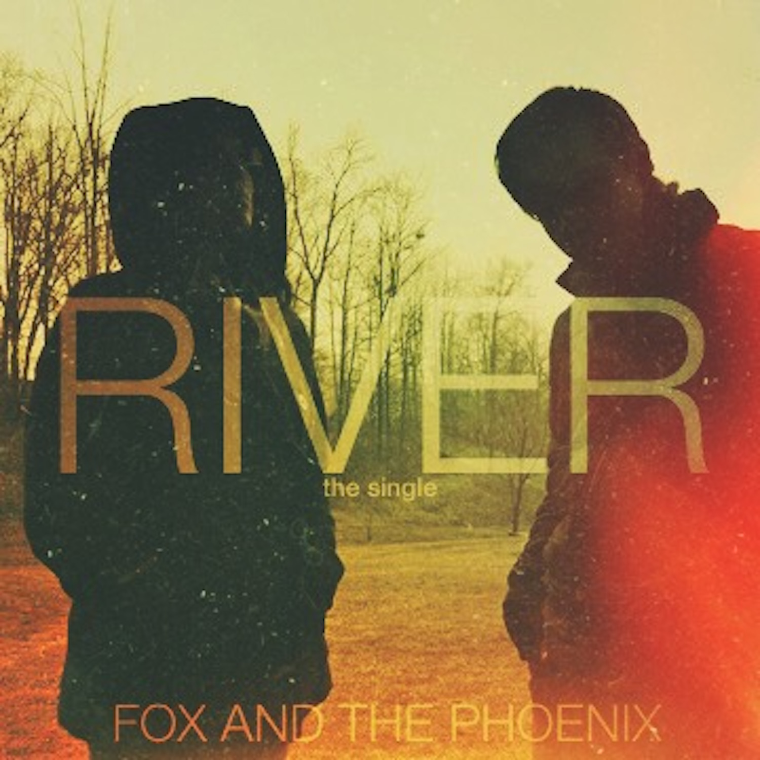 "Download our first    single on Noisetrade - ""River"""