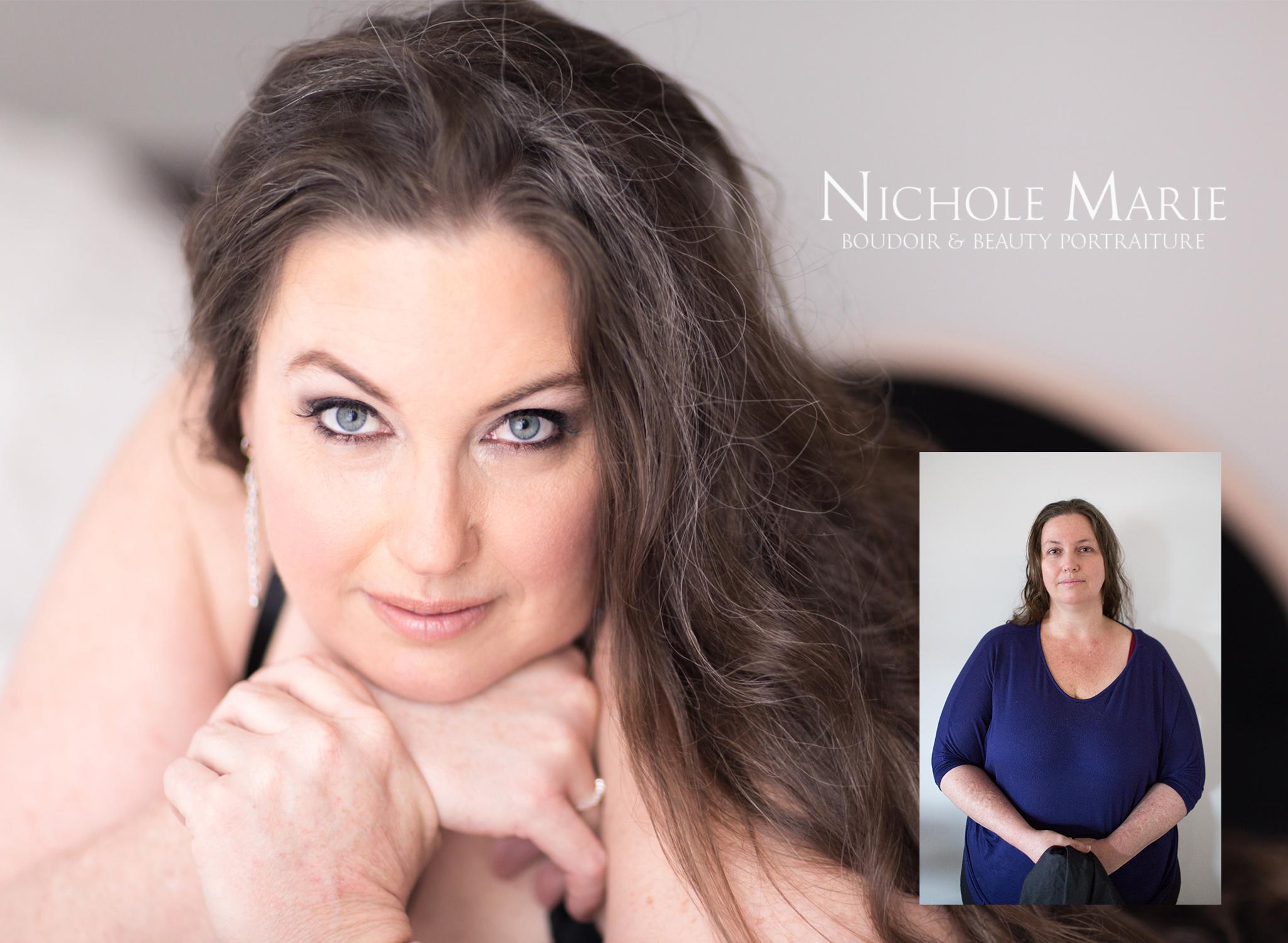 PROFESSIONAL HAIR & MAKEUP: WHY DO I NEED IT?   SEBASTIAN, FL BOUDOIR PHOTOGRAPHER  NICHOLE MARIE BOUDOIR