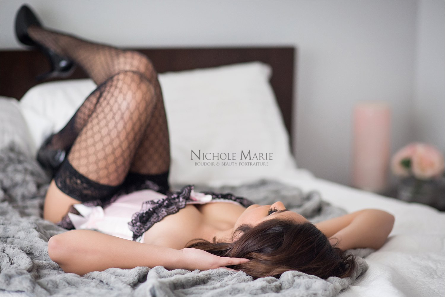 WHY YOU NEED BOUDOR- INTRODUCING MISS M | SEBASTIAN, FL BOUDOIR PHOTOGRAPHER | NICHOLE MARIE BOUDOIR