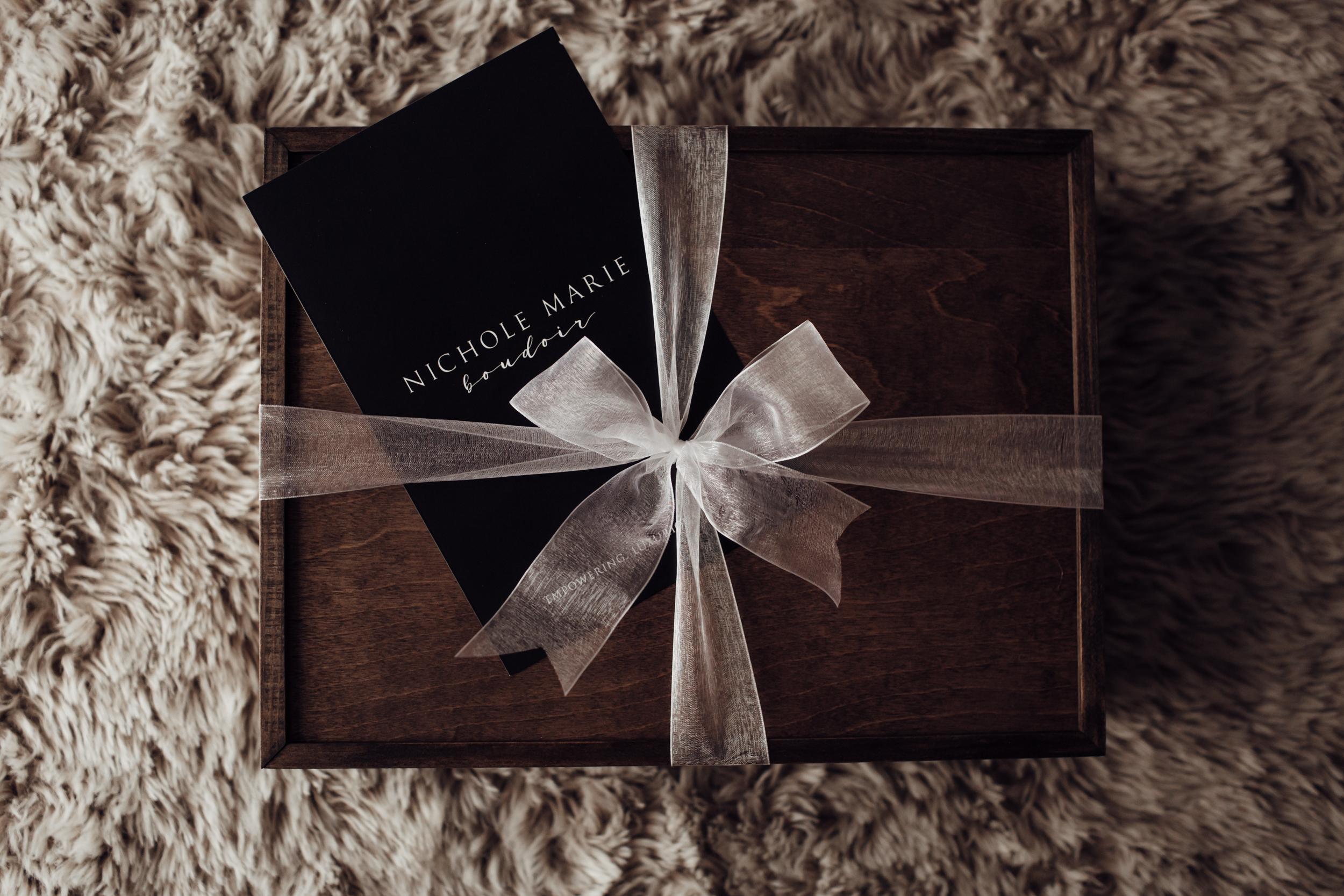 The perfect gift for him | Nichole Marie Boudoir | Sebastian, Florida Boudoir Photographer
