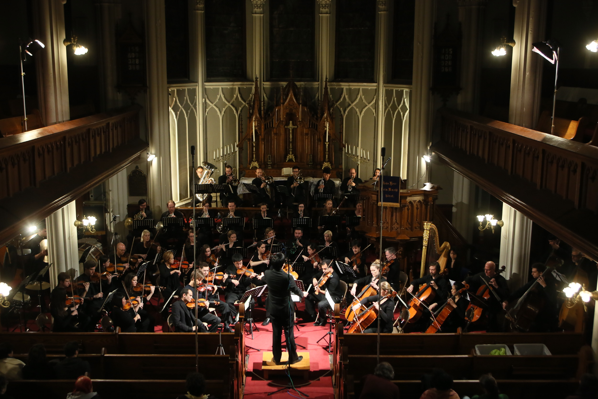 The Chelsea Symphony, March 2014