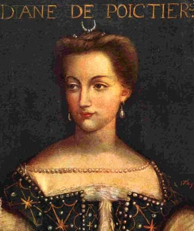 http://en.wikipedia.org/wiki/Diane_de_Poitiers