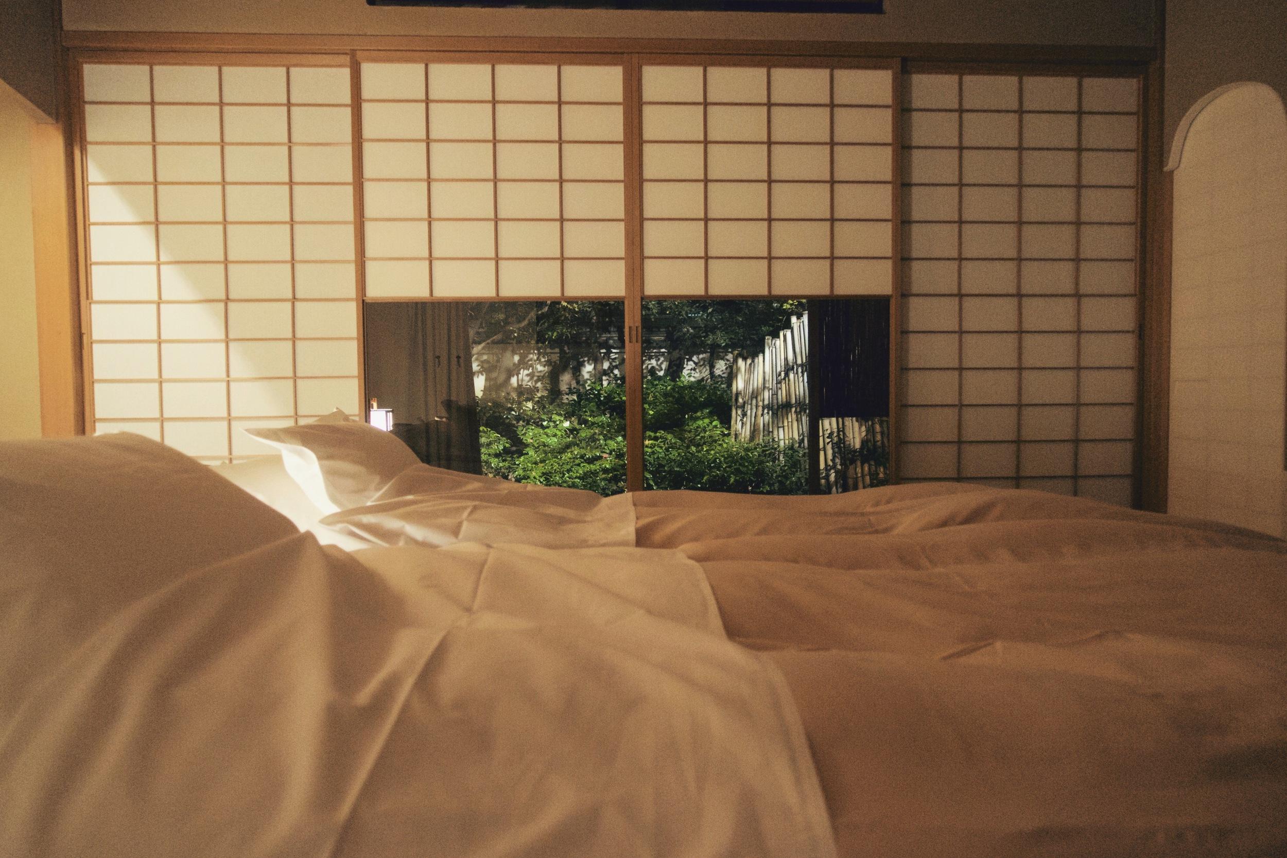 The ryokan experience