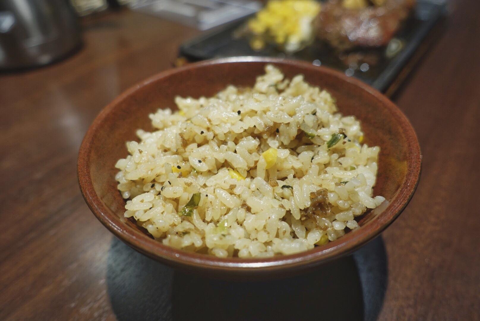 Garlic rice (side dish)