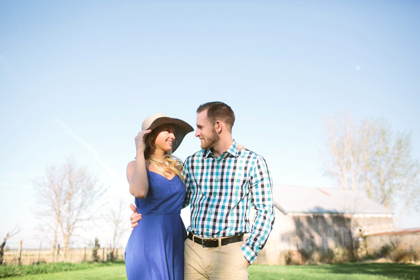 Cedar Falls, Iowa Engagement Photographer