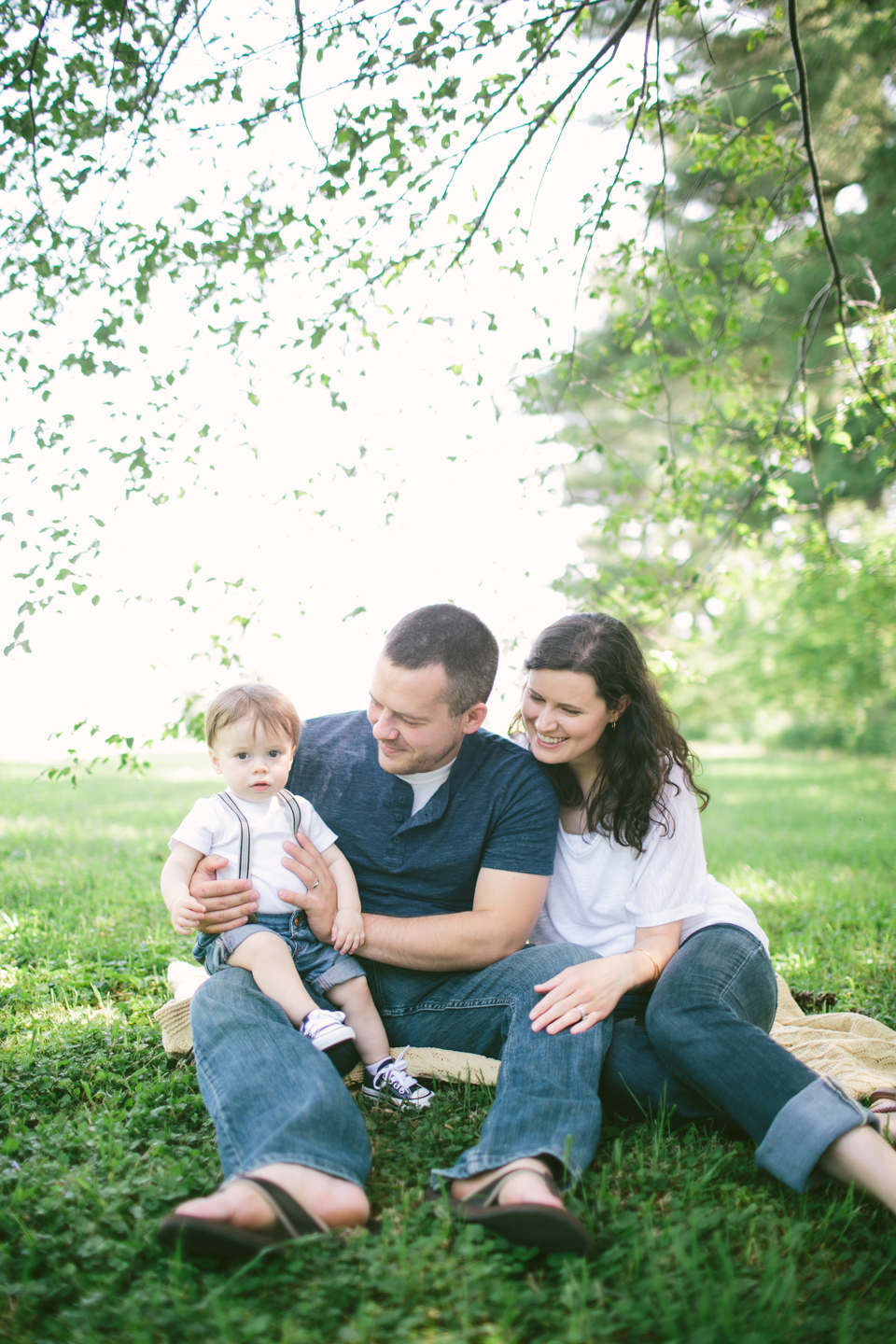 Cedar Falls Family and Child Photographer