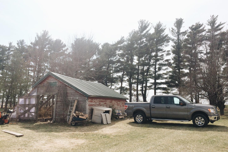 Cedar Falls, Iowa Farmhouse