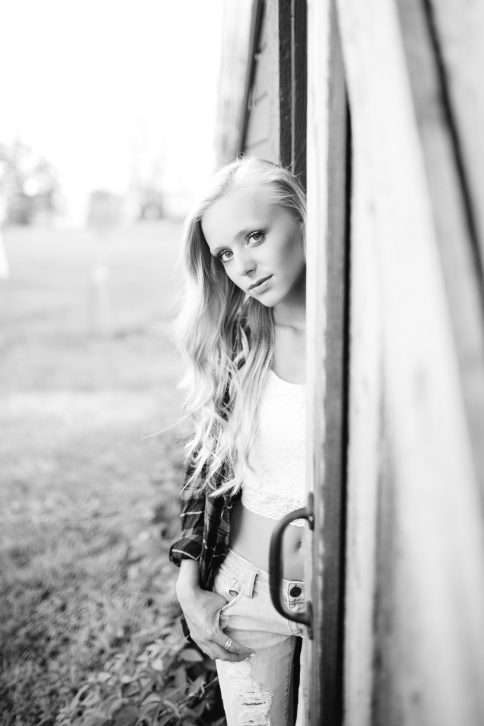 Cedar Falls High School Senior Photos