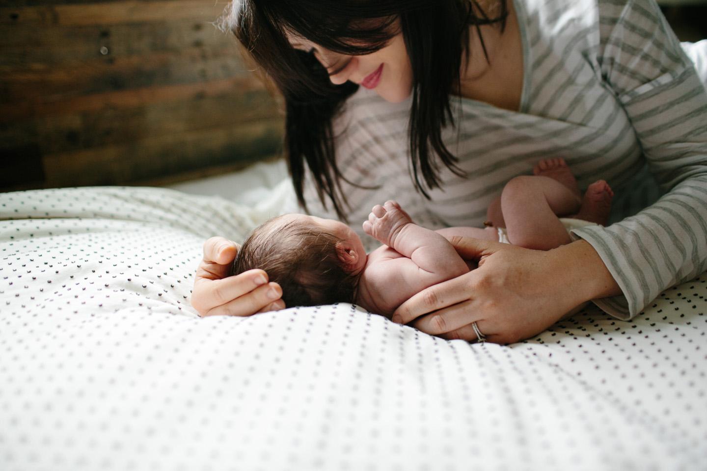 Cedar Falls, Iowa Newborn Photographer