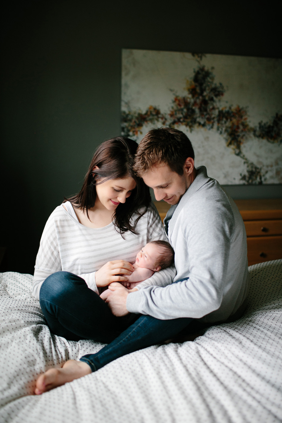 Cedar Falls, Iowa Newborn Photographer