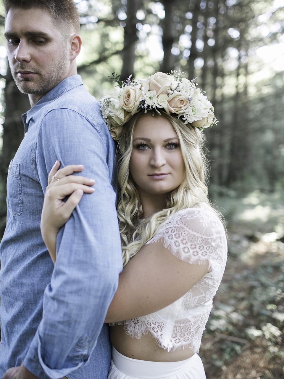 Cedar Falls Engagement Photographer
