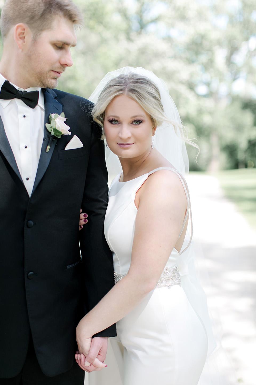 Cedar Falls Wedding Photographer