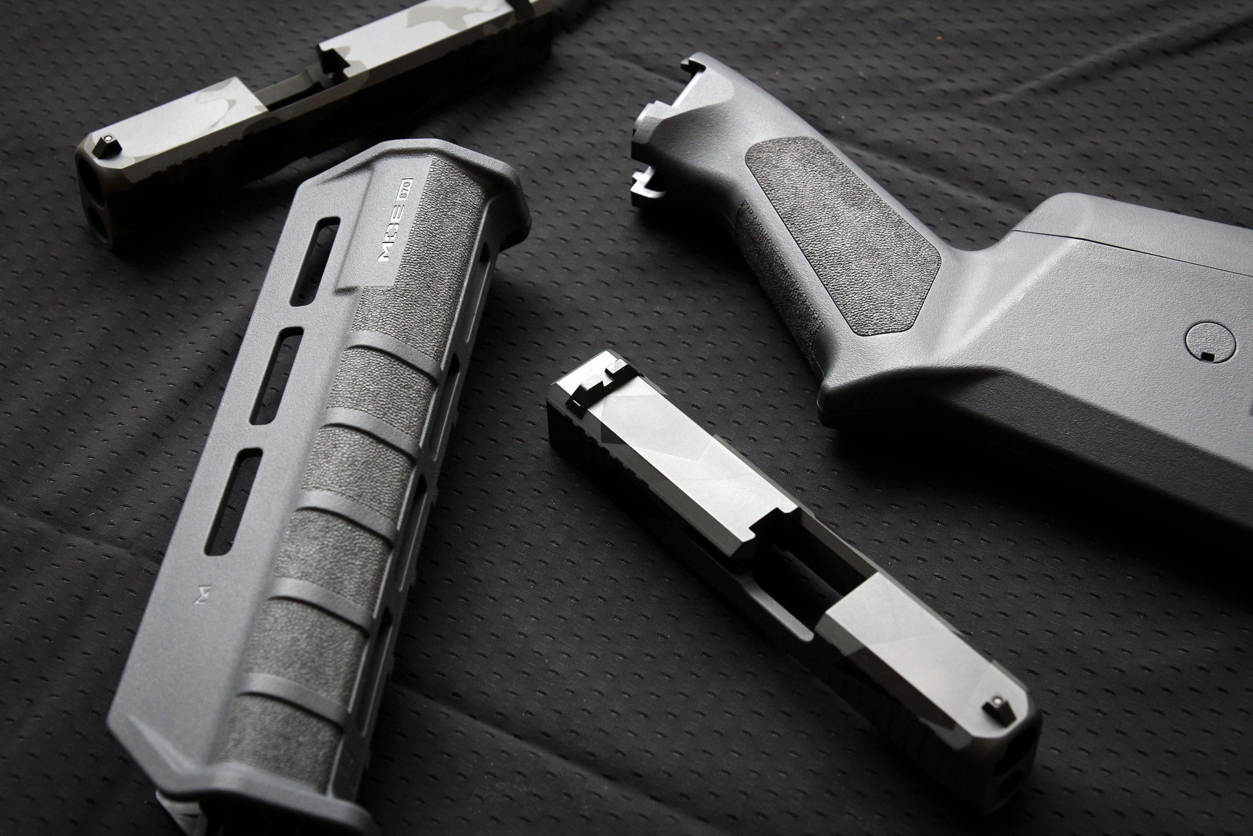 shotgun stippling black box customs
