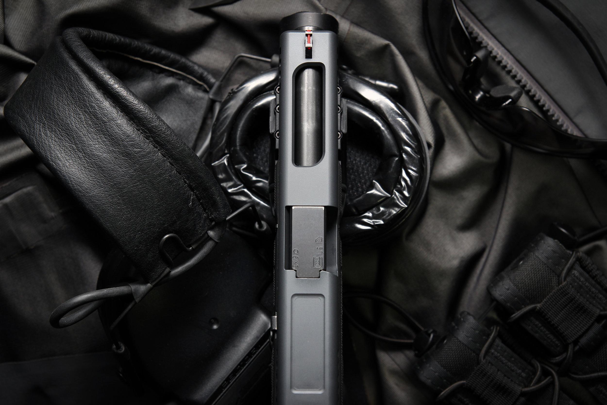 glock tic tac lightening cut black box customs