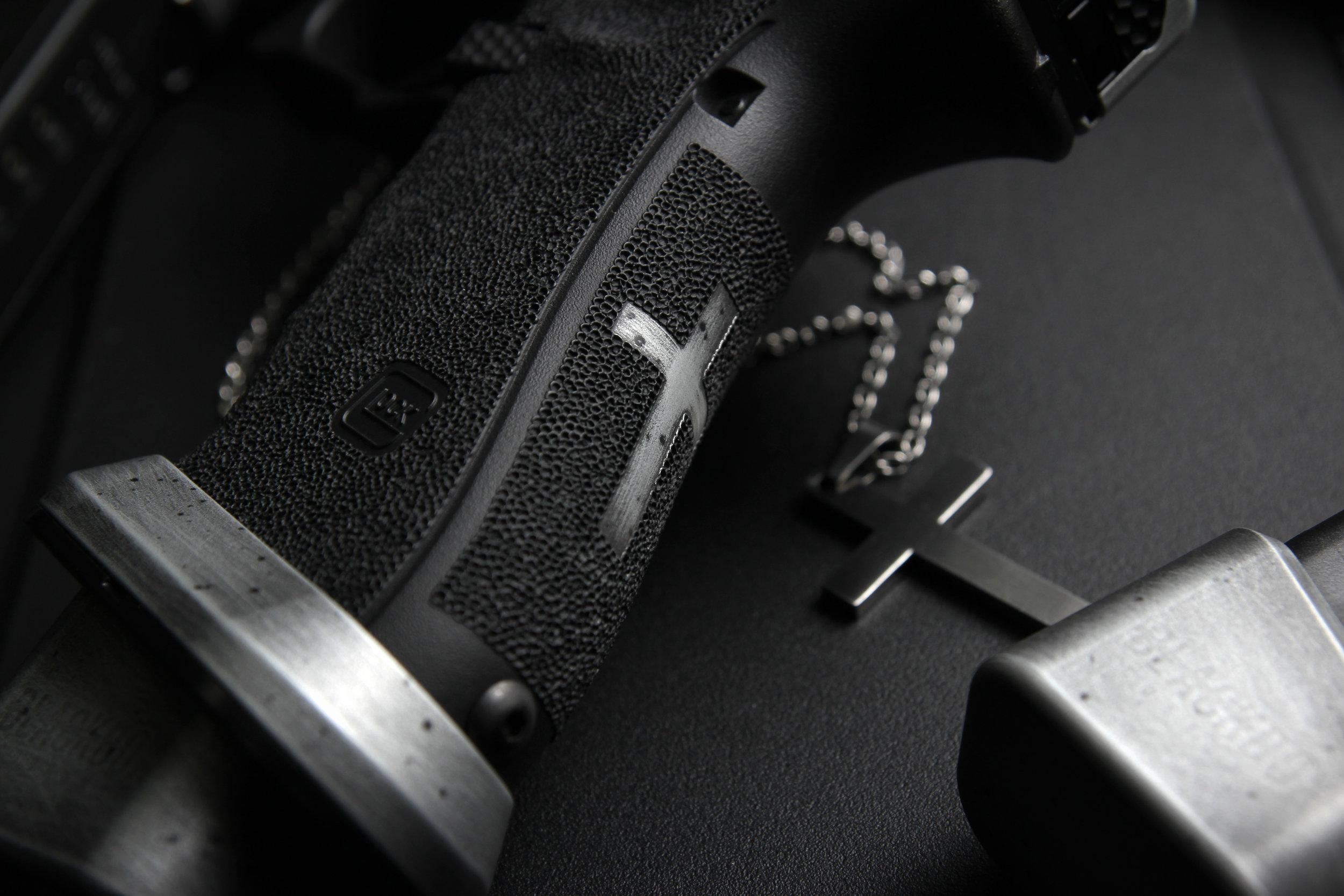 Glock 34 Cross black box customs