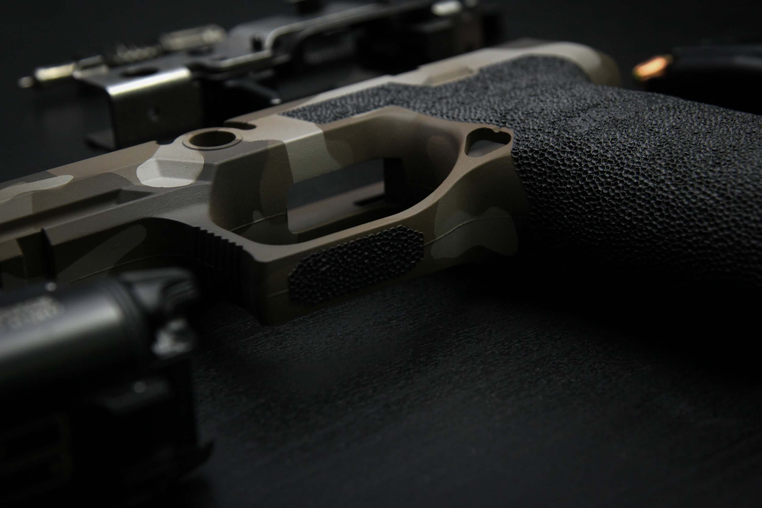 Sig P320 Black Box Customs