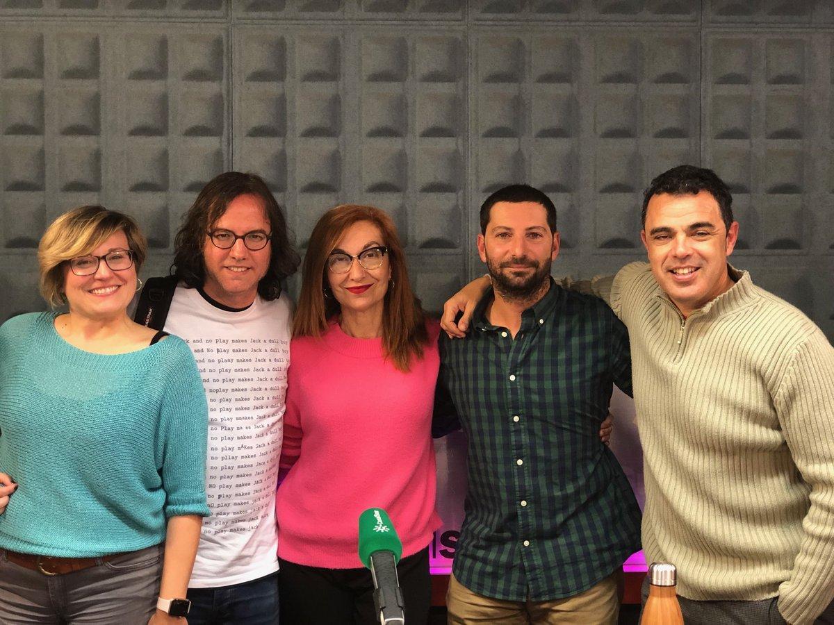 MERCEDES HOYOS Y PABLO DOMÍNGUEZ en El Público de Canal Sur Radio-31-01-2019.jpg