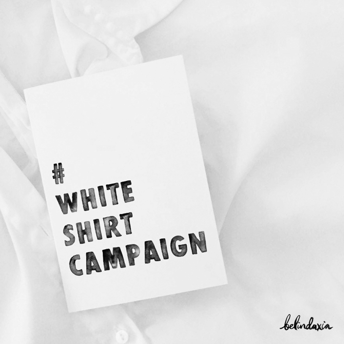 Made for Witchery's White Shirt Campaign.