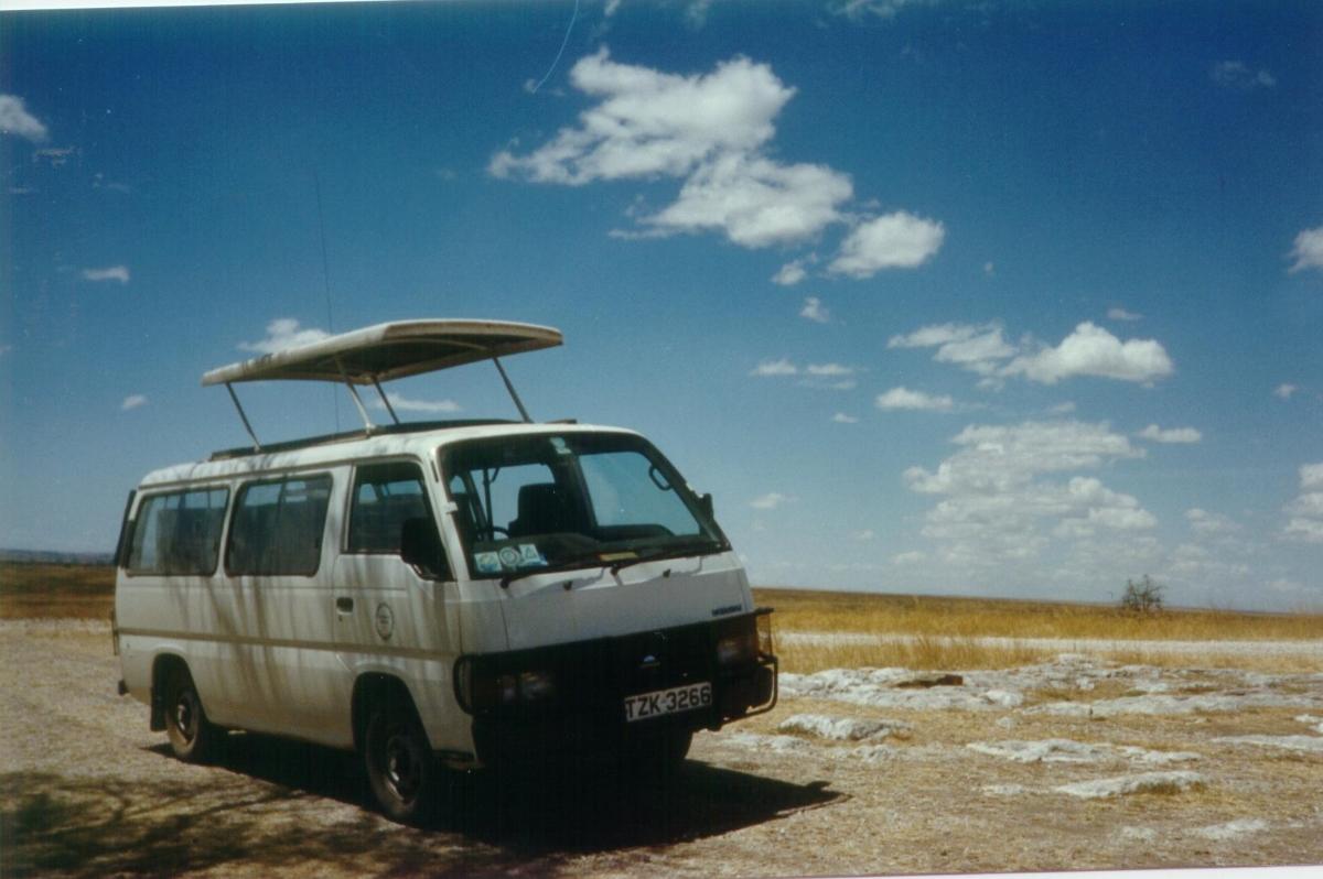 1990: Minibus safaris