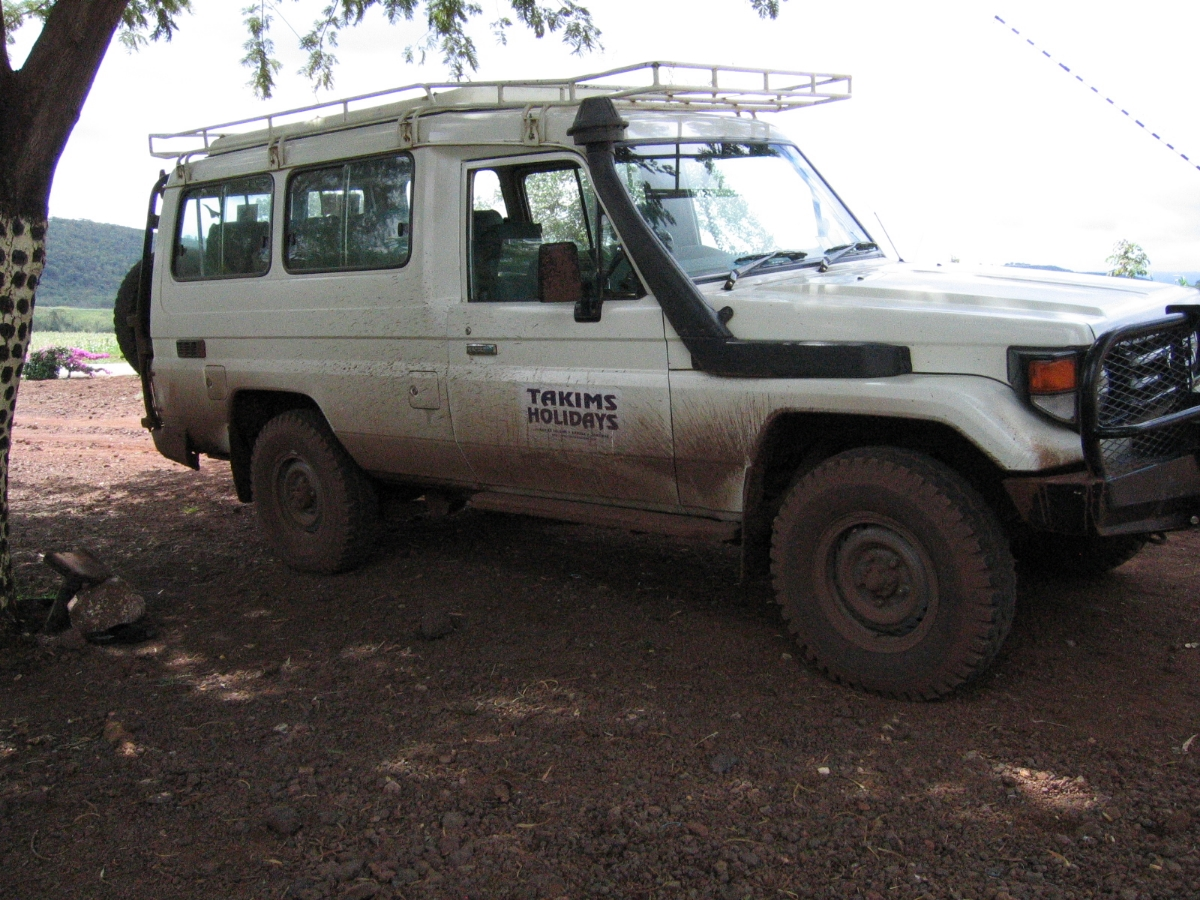 2000: Evolving and moving towards the Toyota Land Cruiser